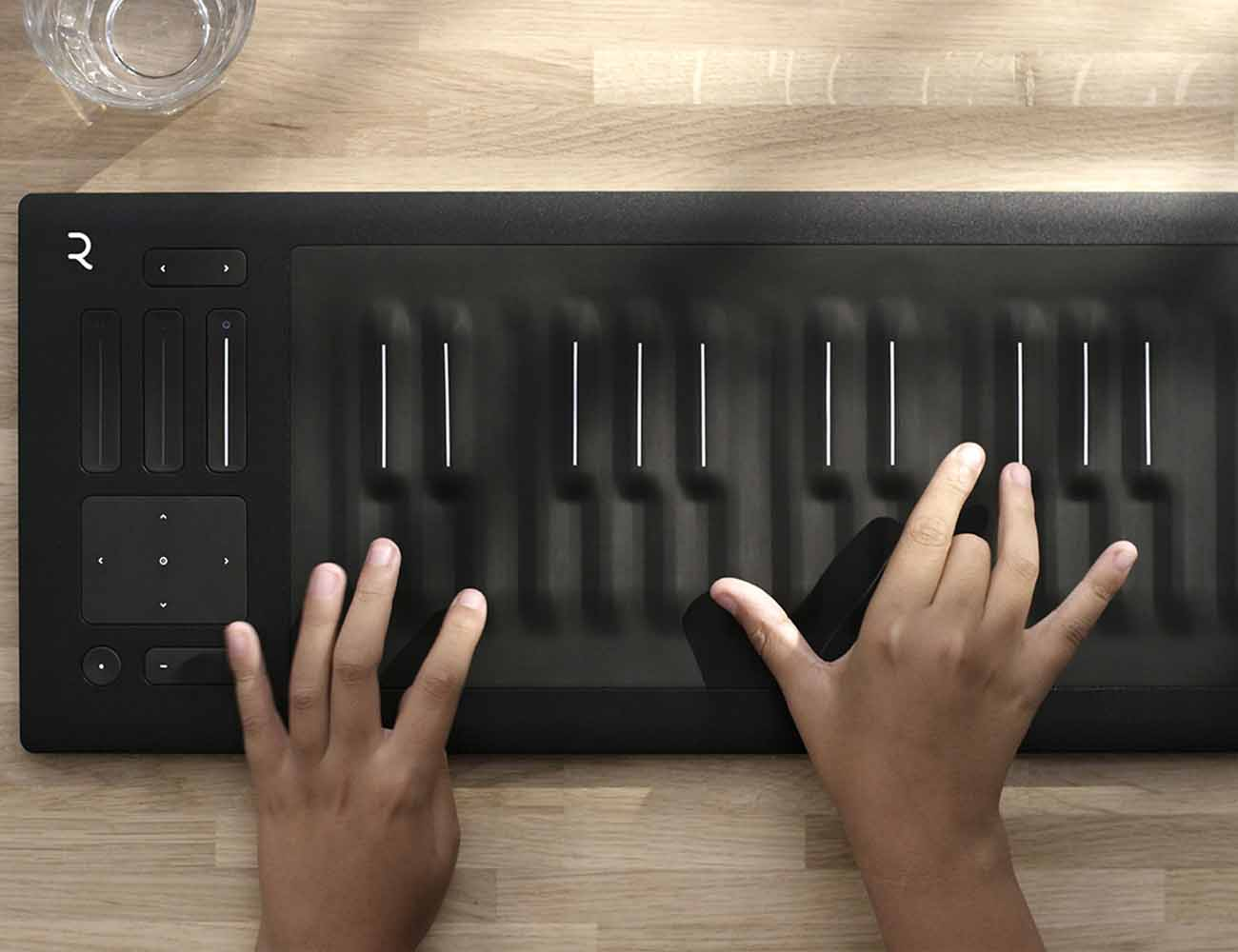 Seaboard Rise MIDI Controller by Roli