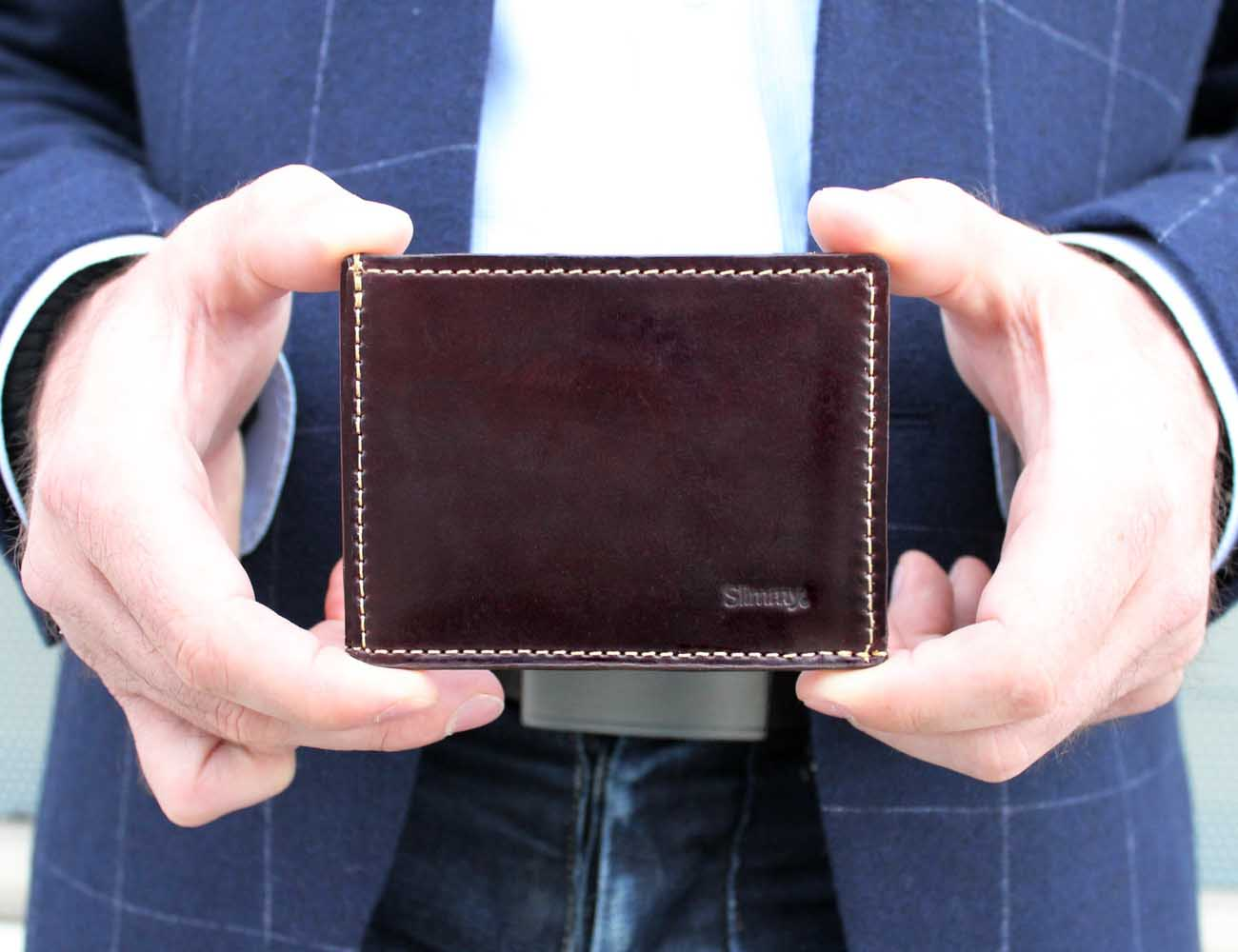 Slimmy Wallet – Front Pocket EDC Reinvented. Slim and Minimal, with 2-Way RFID