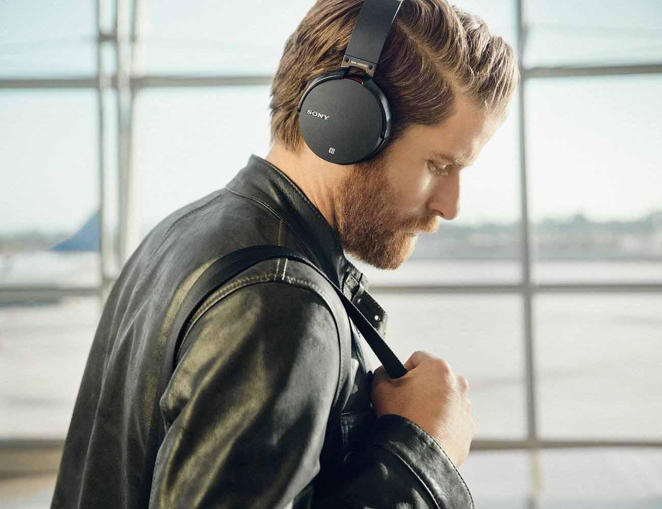 Sony MDR-XB950 Extra Bass Wireless Headset