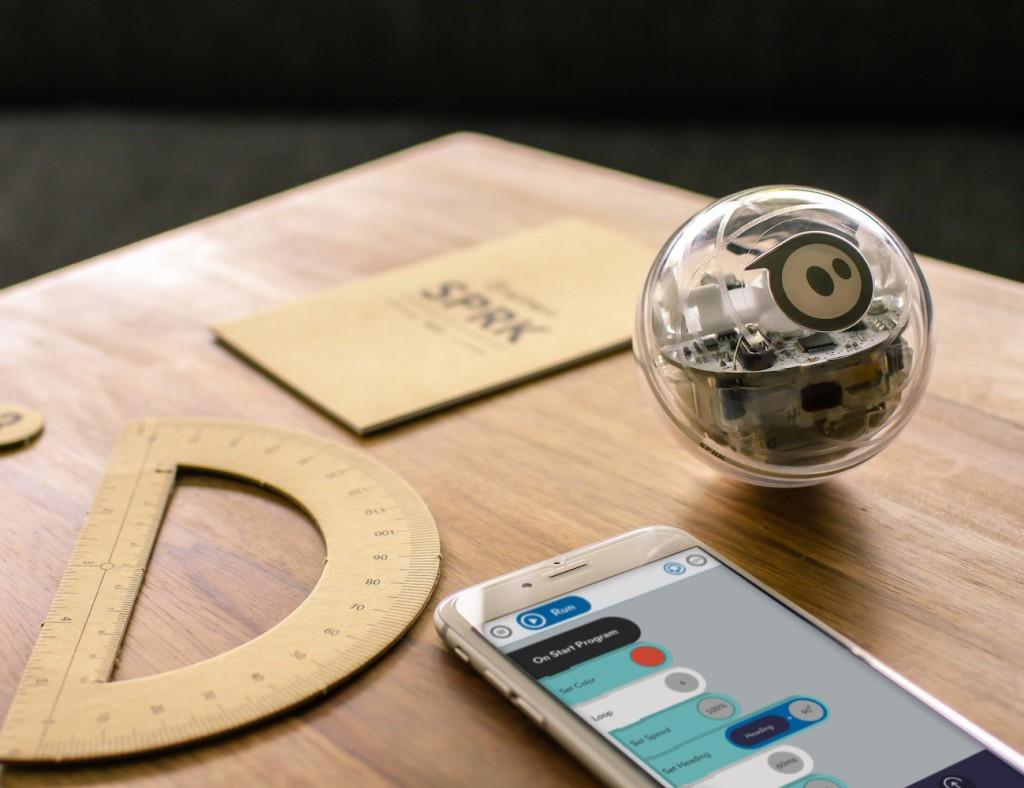 Sphero+SPRK+Edition+App-Enabled+Ball