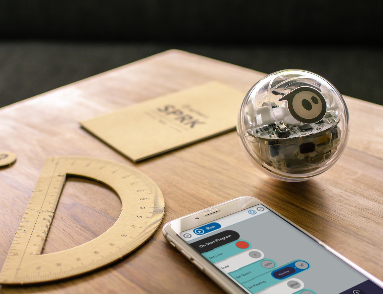 Sphero+SPRK+Edition+App-Enabled+Ball