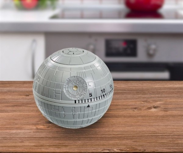 star wars death star kitchen timer with sounds » gadget flow