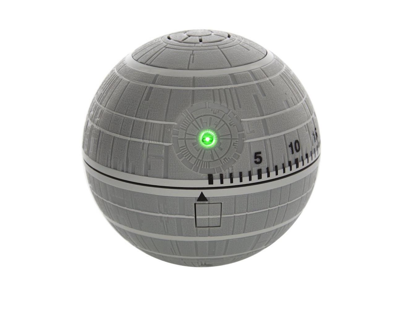 Star Wars Death Star Kitchen Timer with Sounds