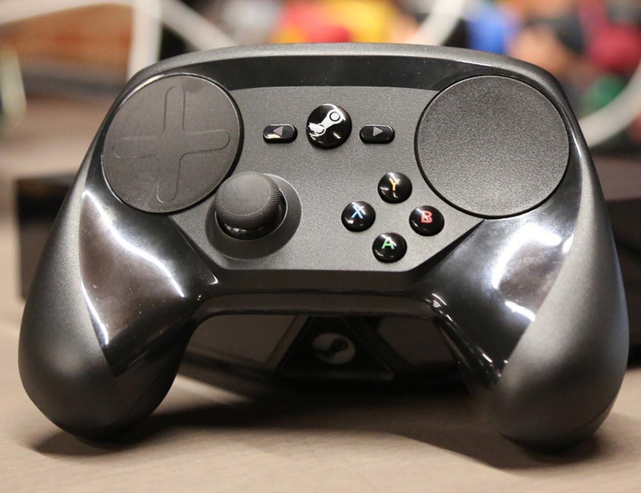 Steam Controller – Hi-Fi Game Controller