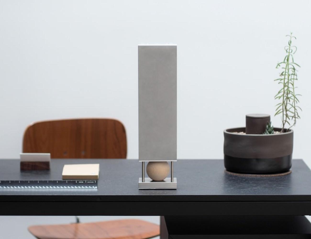 Steel+Speaker+By+Joey+Roth