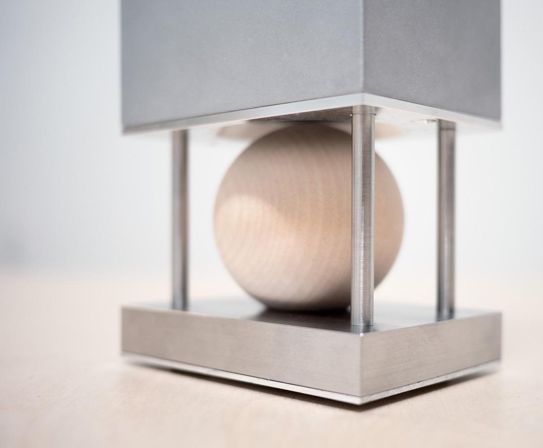 Steel Speaker by Joey Roth