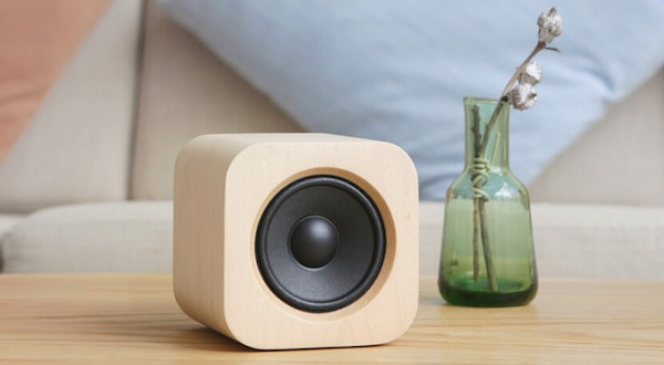 Stylish Streaming Speaker Sugr Cube Offers Numerous Inputs and Beautiful Sound