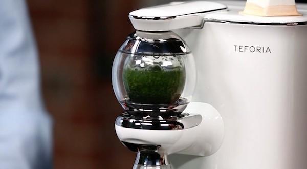 Teforia Brews Perfect Cups of Tea Using Tasty Algorithms