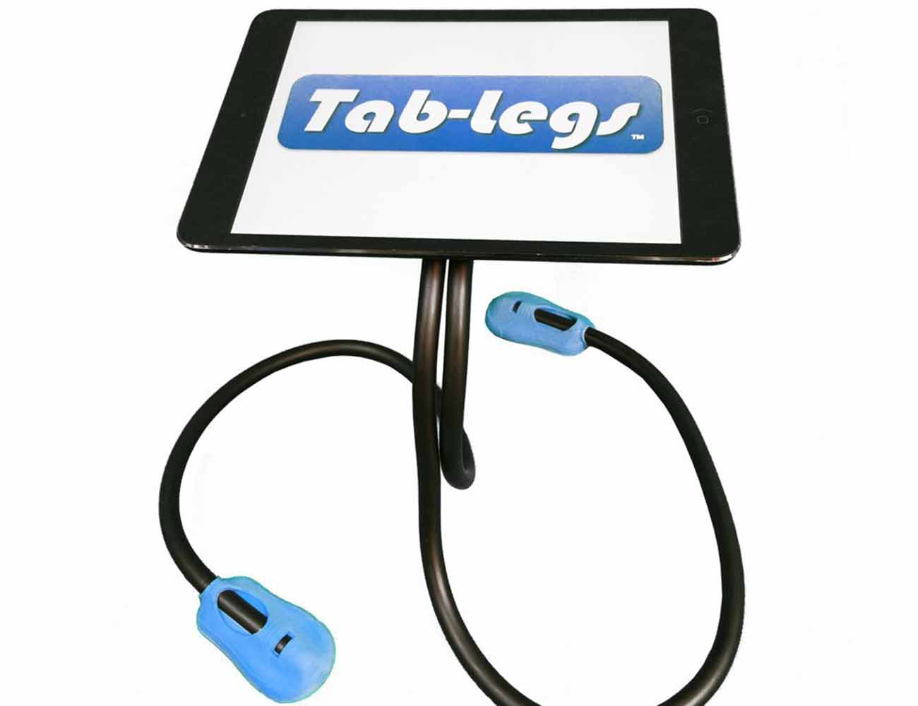 Tab-Legs – Flexible Stands for Tablets and Smartphones