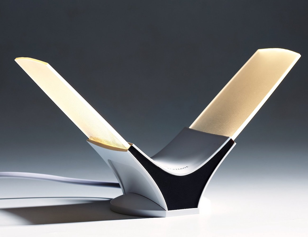 Table Twins Modern LED Table Lamp by XcellentDesign