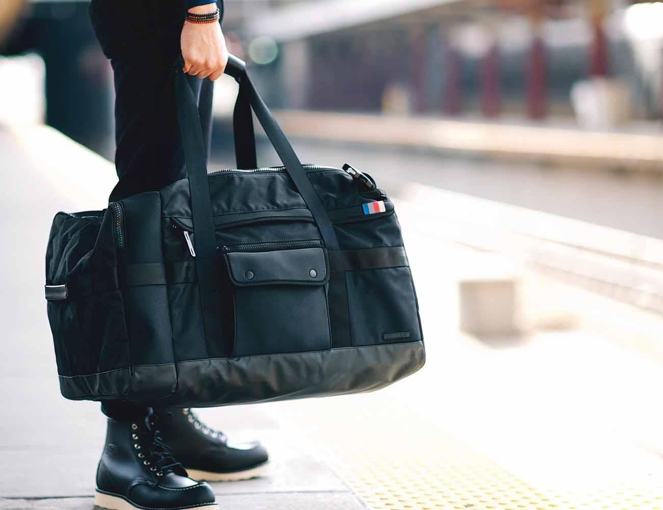 Tahoe Duffel Bag by Lexdray