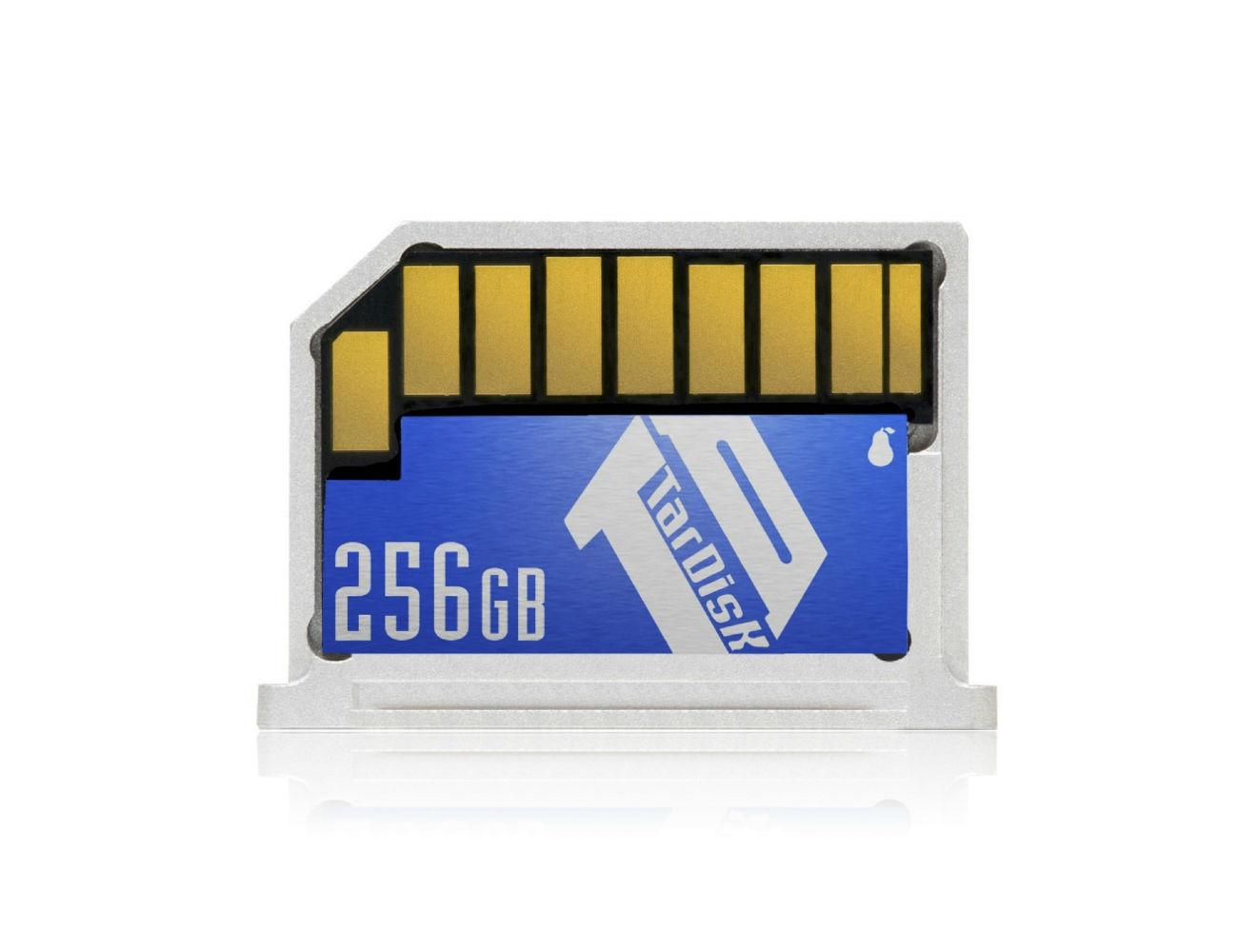 TarDisk Pear – Double Macbook Storage