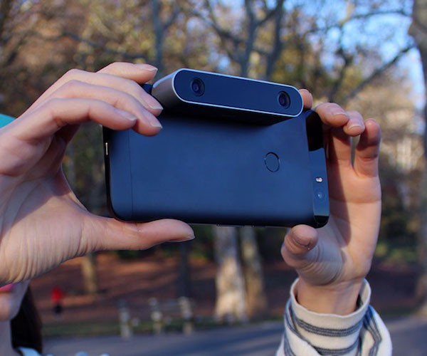 Teleport – The World's First Smartphone VR Camera