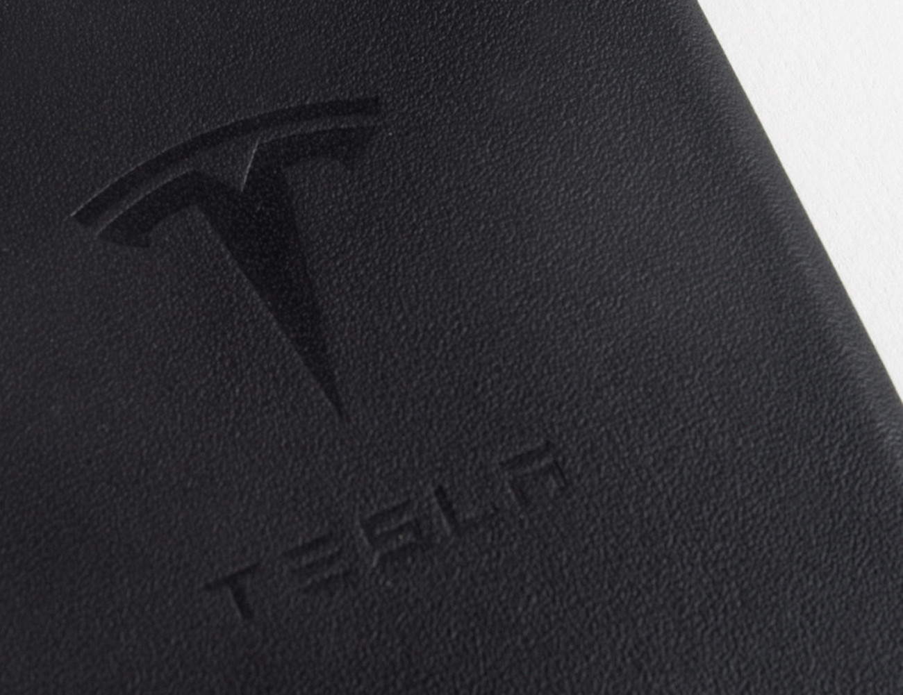 Tesla Gear Leather iPhone Case