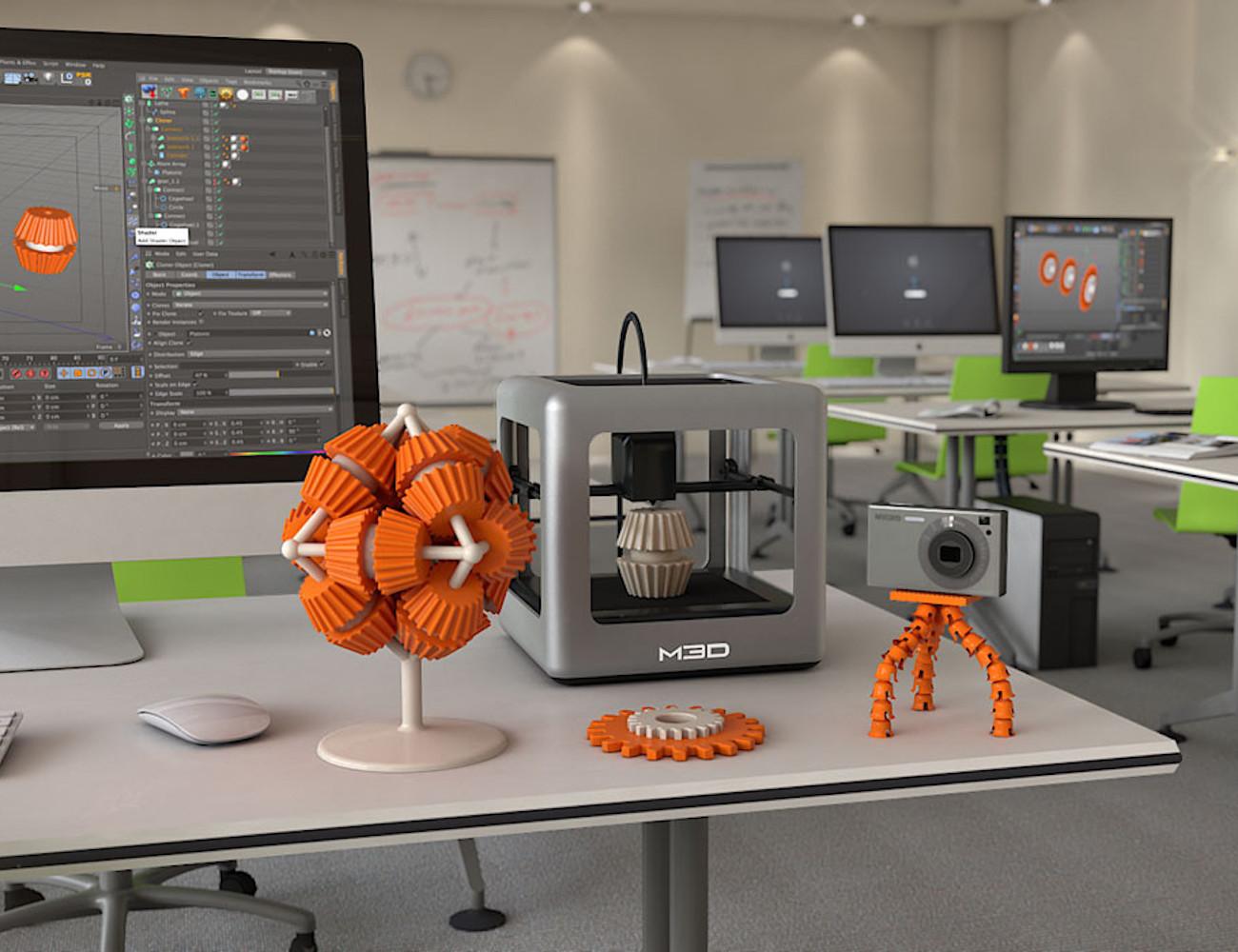 The+Micro+3D+Printer