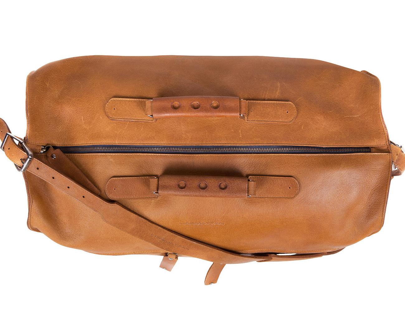The Traveler Bag by Harmattan