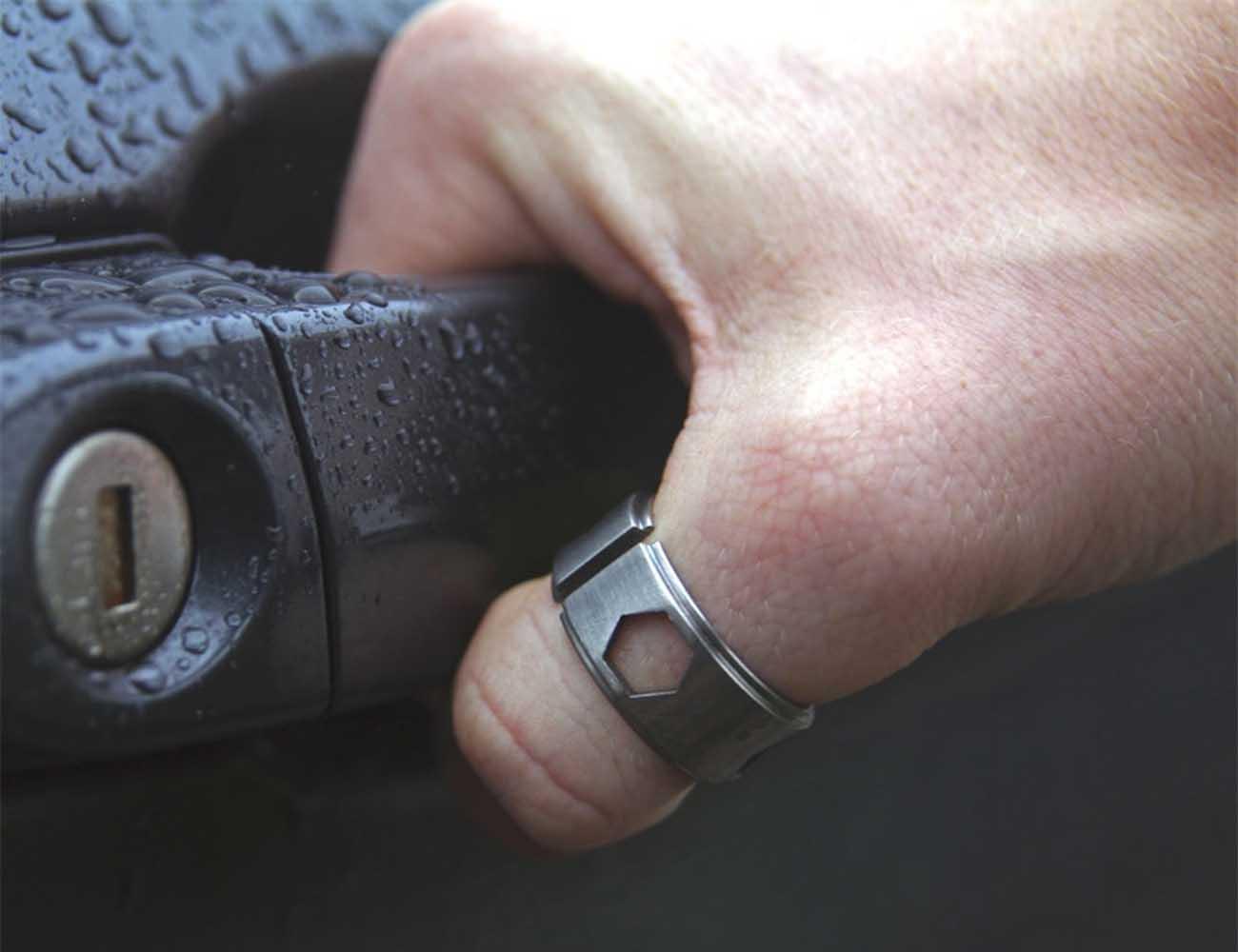 Ti – The Titanium Hex-Bit Driving Ring