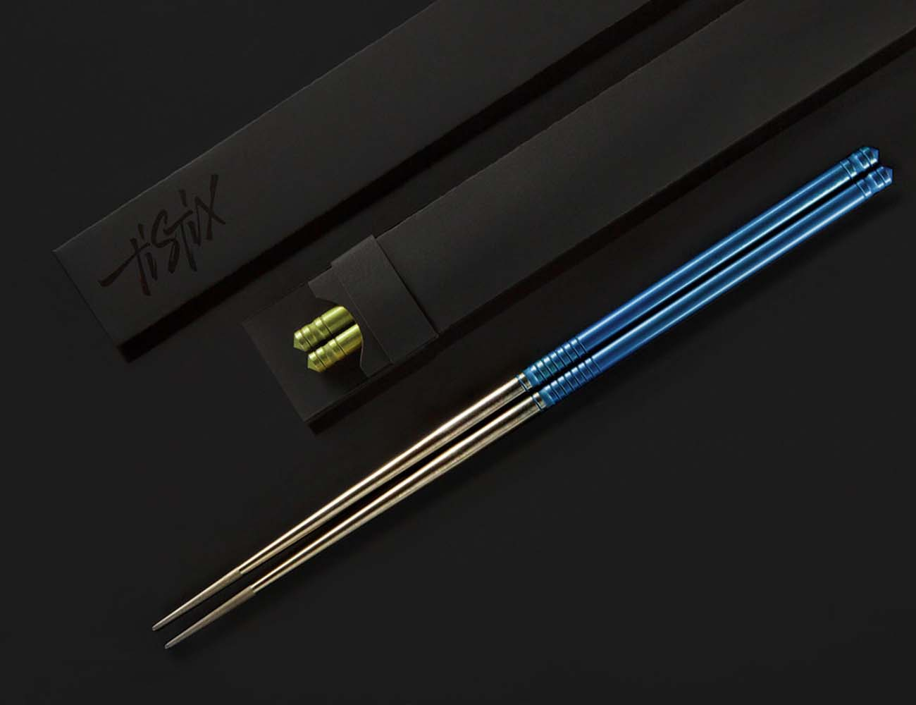 TiStix Titanium Chopsticks by Eatingtools