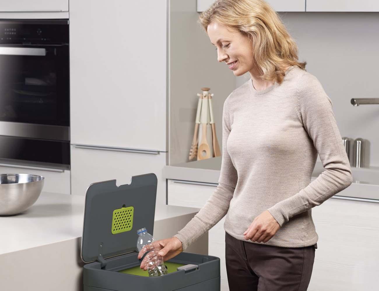 Totem Intelligent Waste System by Joseph Joseph