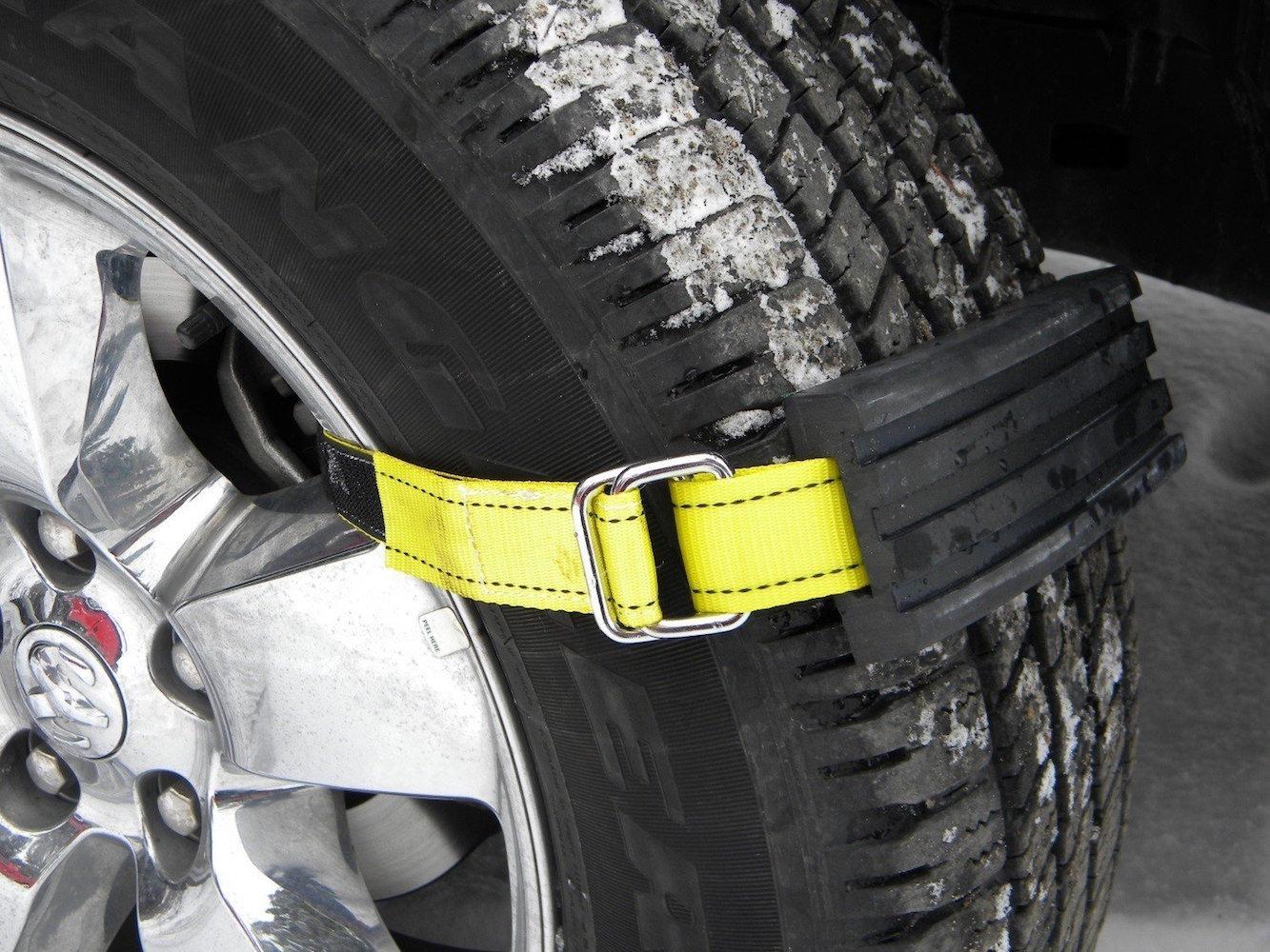 Траки для автомобиля антипробуксовочные сделать своими руками