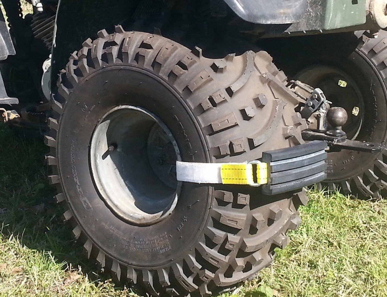 Trac-Grabber – The Traction Solution for Vehicles
