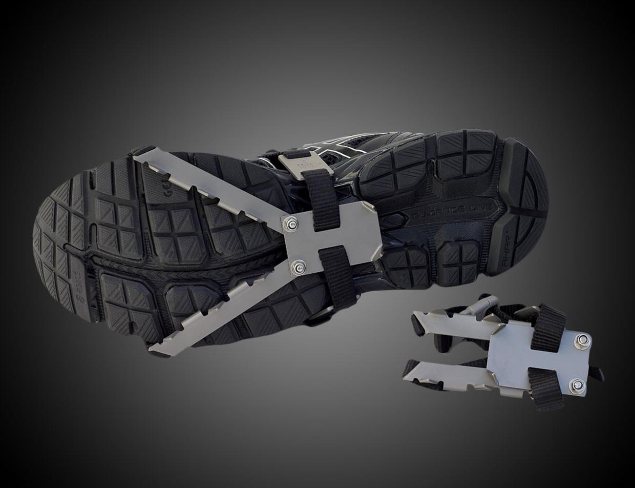 Vargo Titanium Pocket Cleats