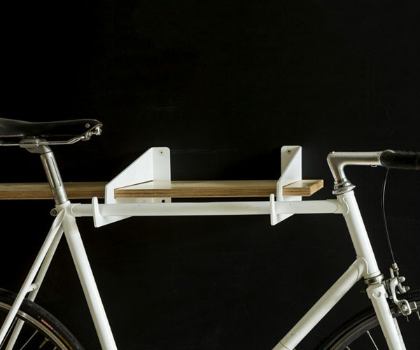 Velo WallStirrups Bike Shelf