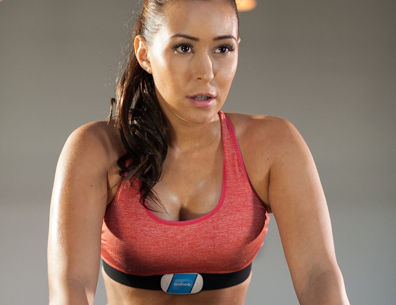 Wahoo TICKR X Workout Tracker with Built in Memory