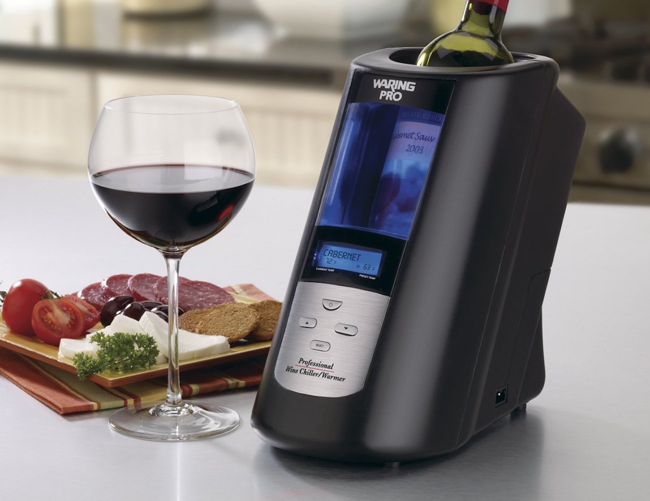 Waring Pro Wine Chiller and Warmer
