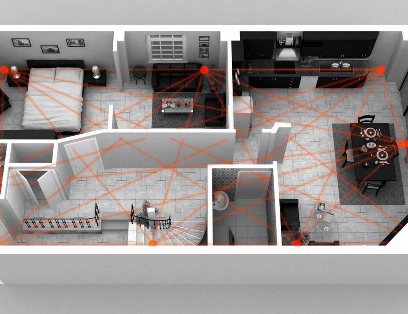 XANDEM HOME – Monitor an Entire House Without Cameras