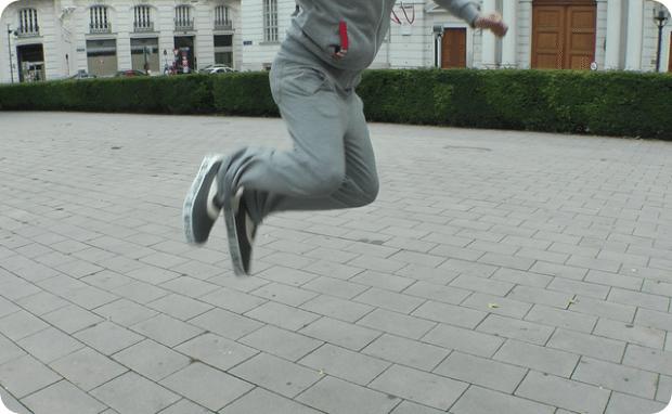 2016 MoonWalker jump