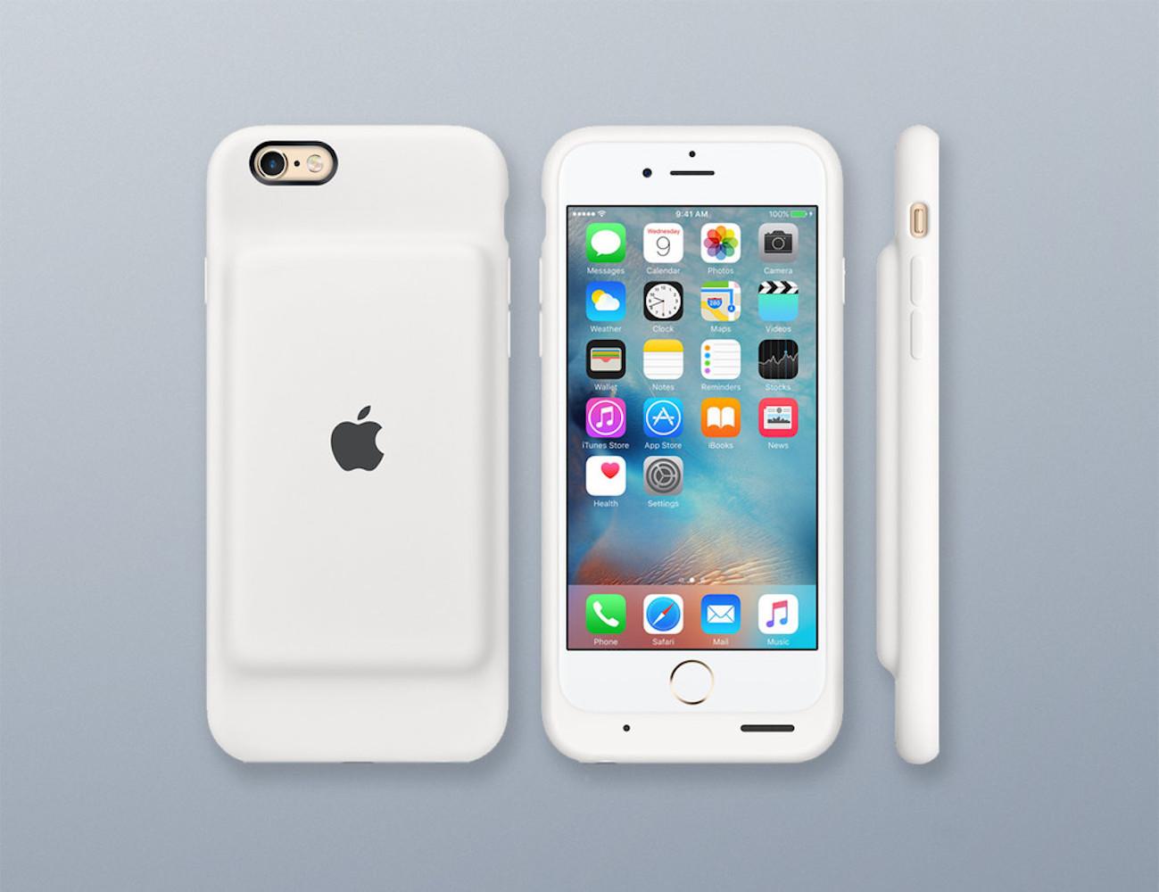 Iphone  Plus Smart Battery Case
