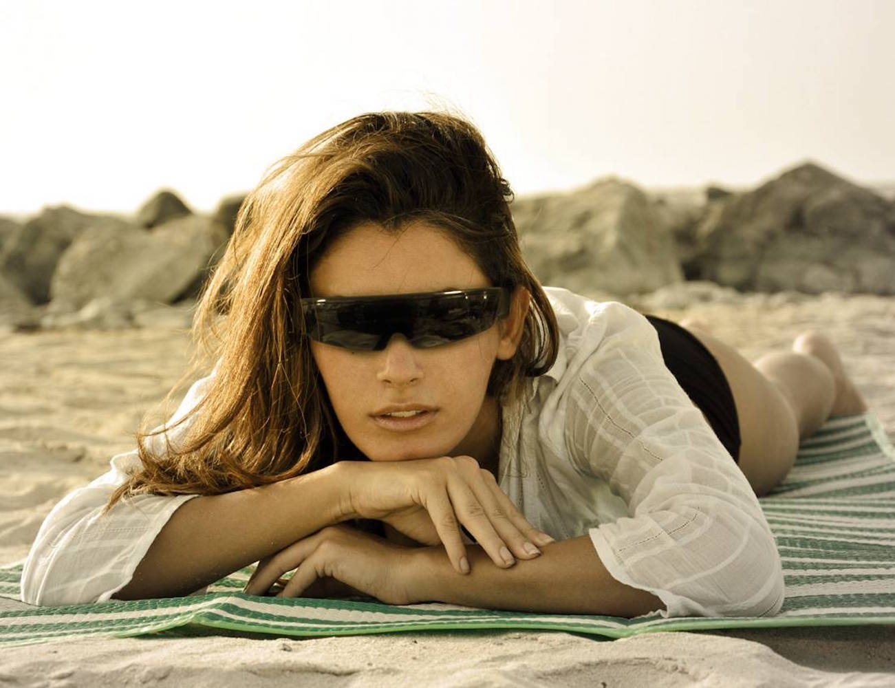 iTVGoggles WideView 3D+ Movie Viewer