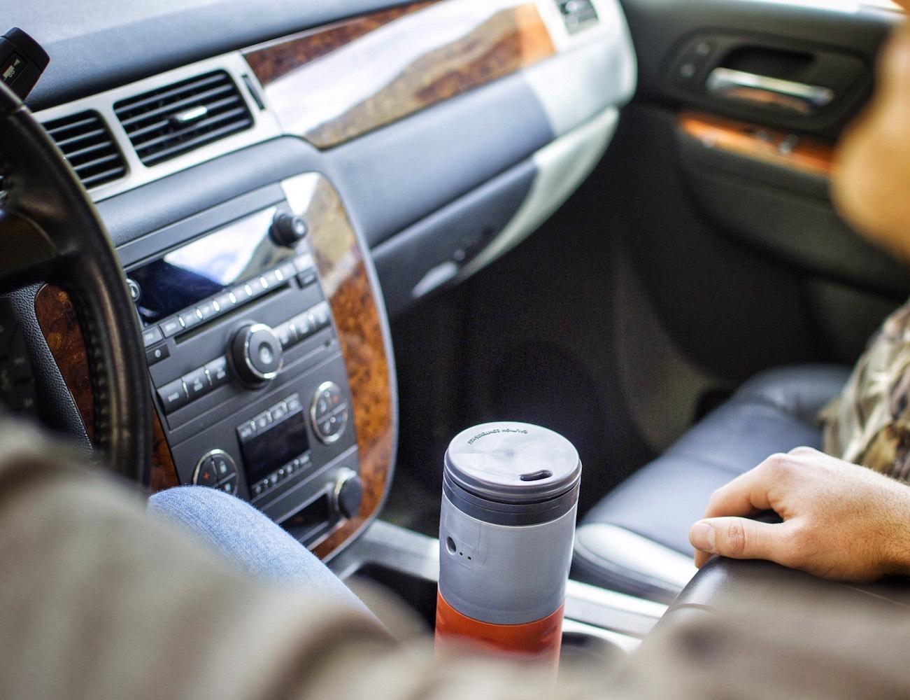 mojoe™ – Coffee Maker + Travel Mug