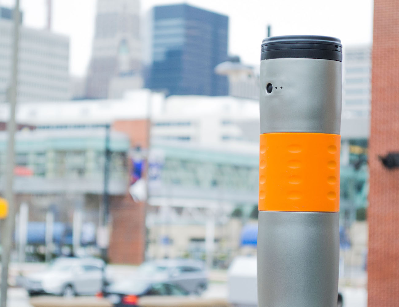 mojoe™ – Coffee Maker + Travel Mug