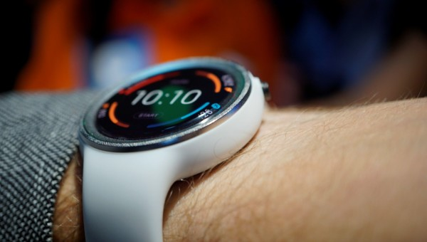 Motorola Moto 360 Sport: For the Pro on the Go