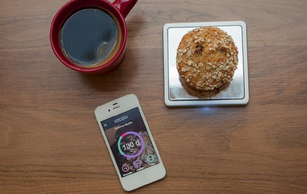 Eat Healthy Anywhere With Slate Smart Scale For Nutrition
