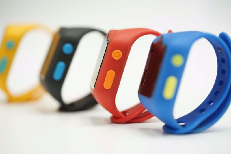 DokiWatch is a Colorful Smartwatch Designed for Kids