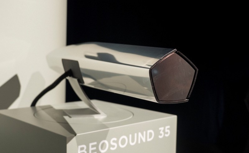 BeoSound 35 side view