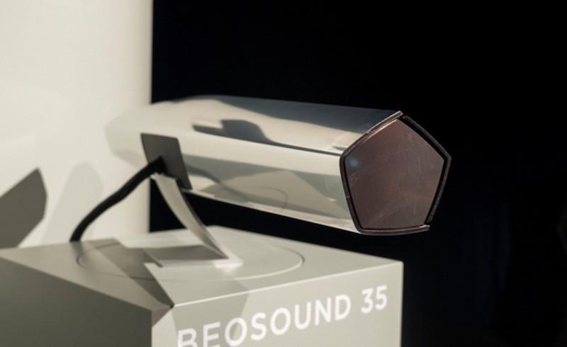 BeoSound 35 side view