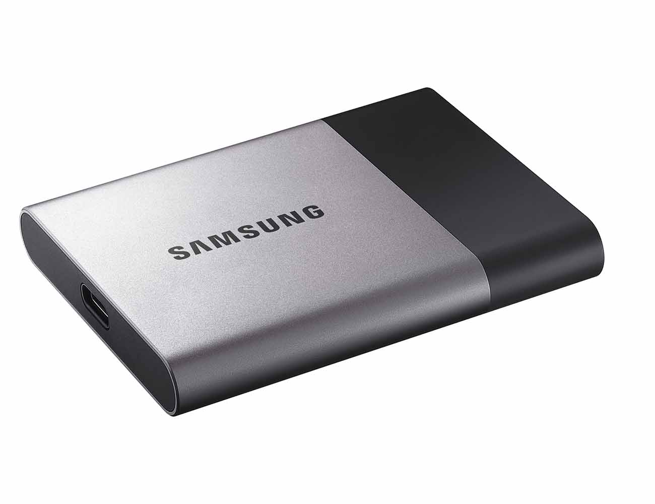 2TB Samsung Portable SSD External Storage Device