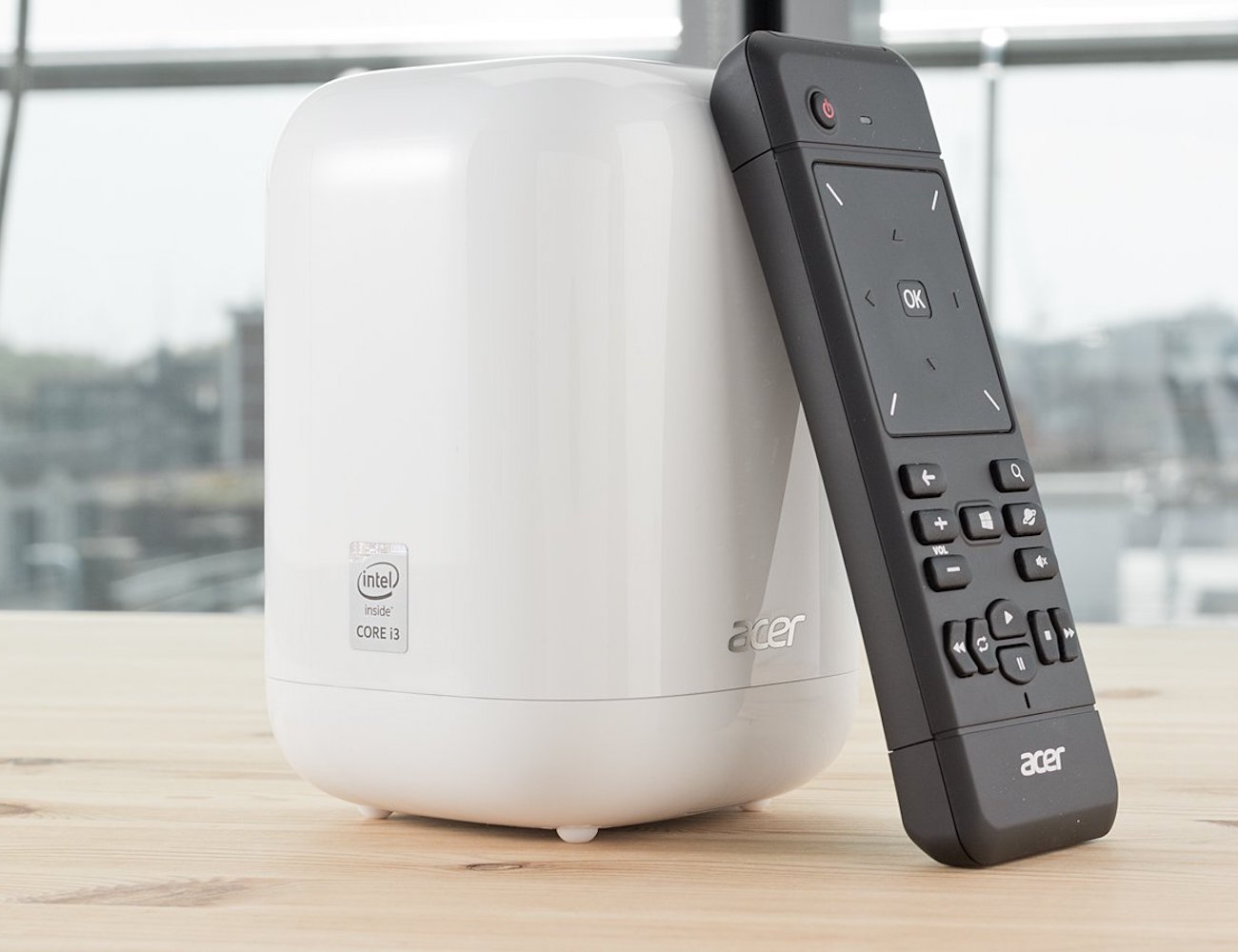 Acer Revo Home Entertainment Desktop