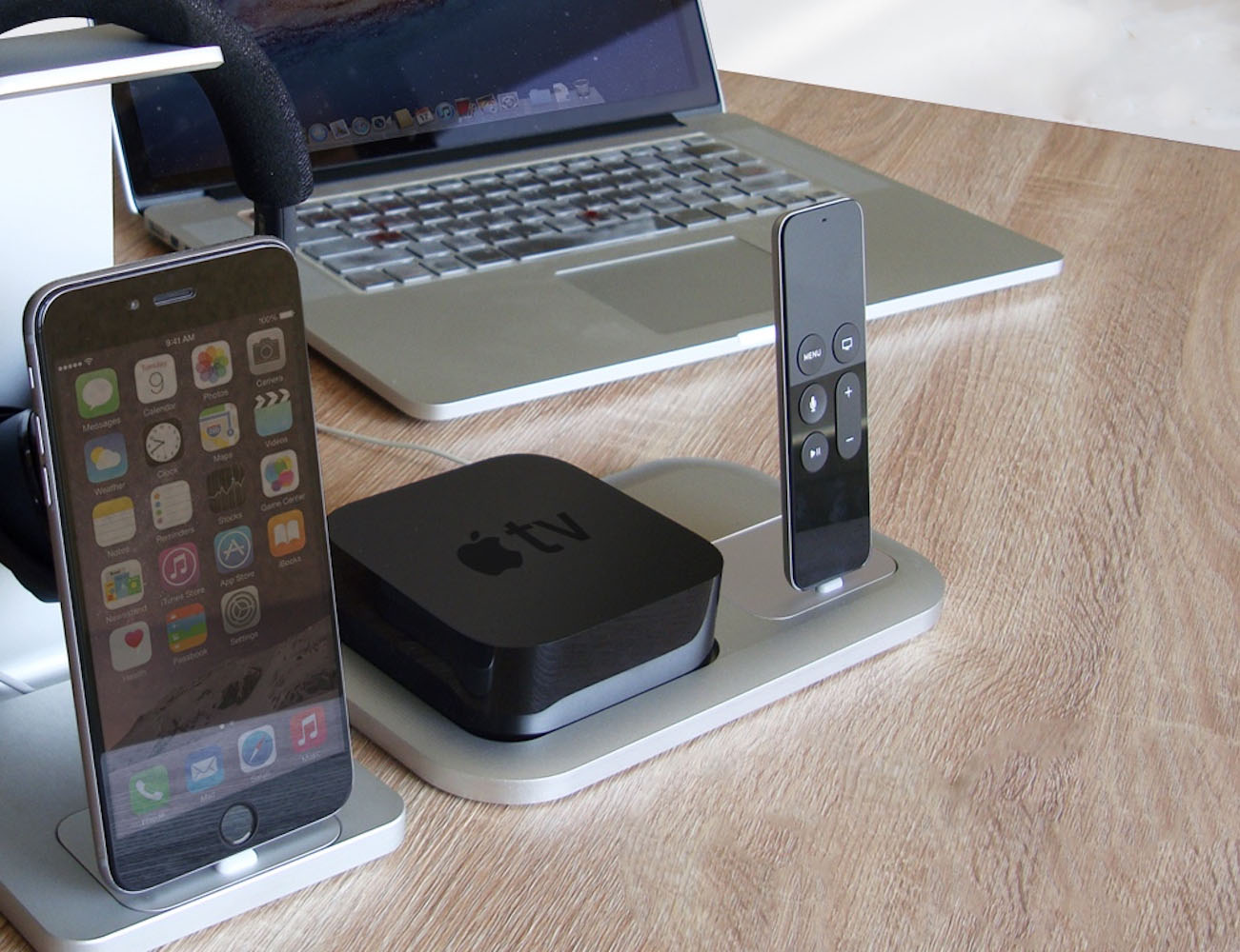 Action Base Apple TV Dock