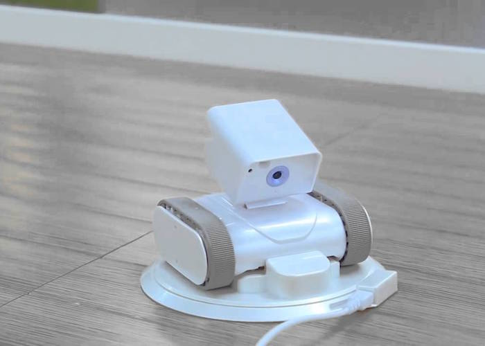 Appbot LINK – The World's First Smart Home Security Robot