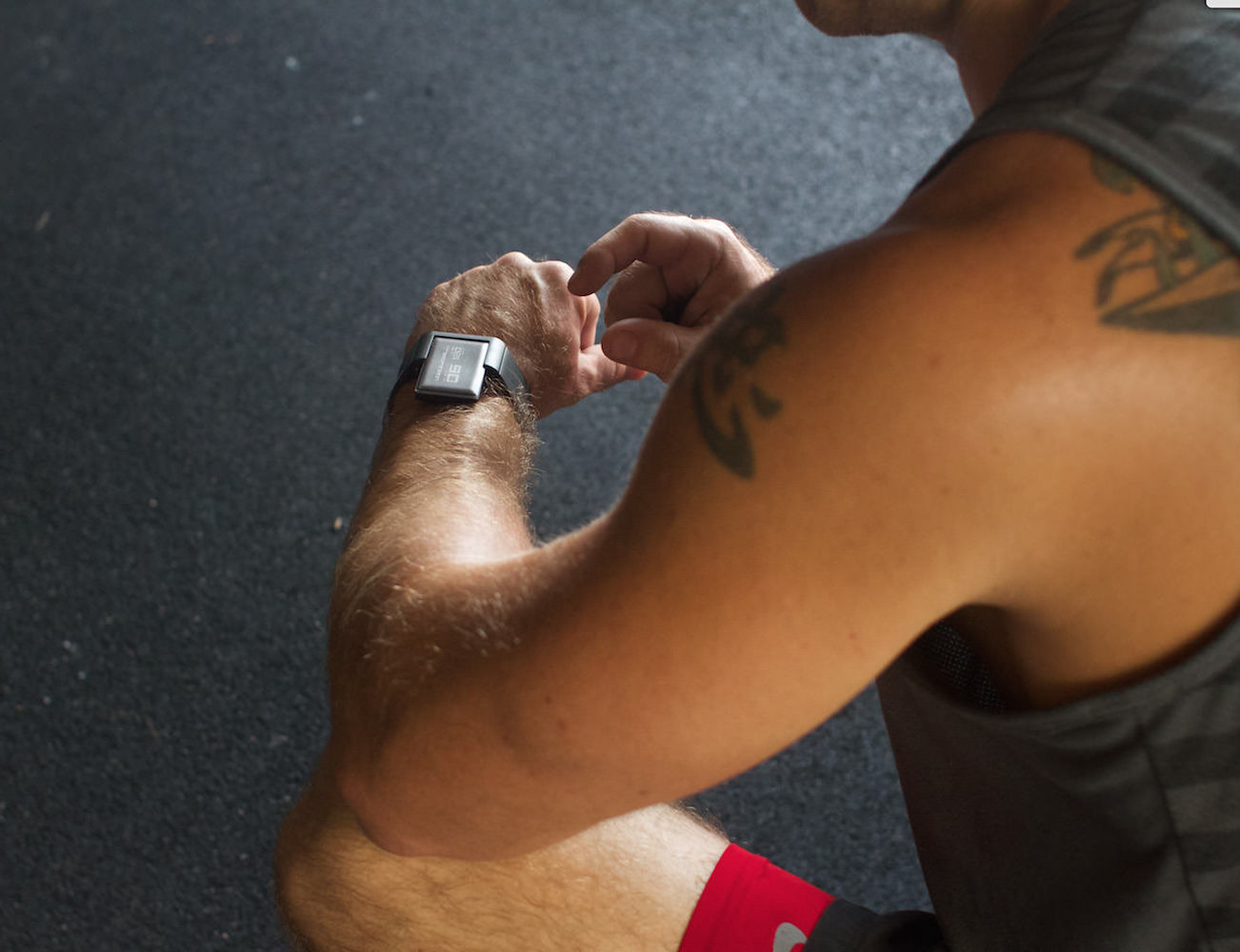 Atlas – The Ultimate Fitness Tracking Wearable