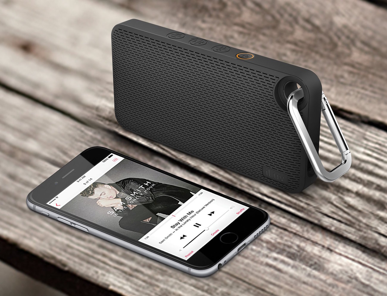 Aud Mini Smart 6 Bluetooth Speaker