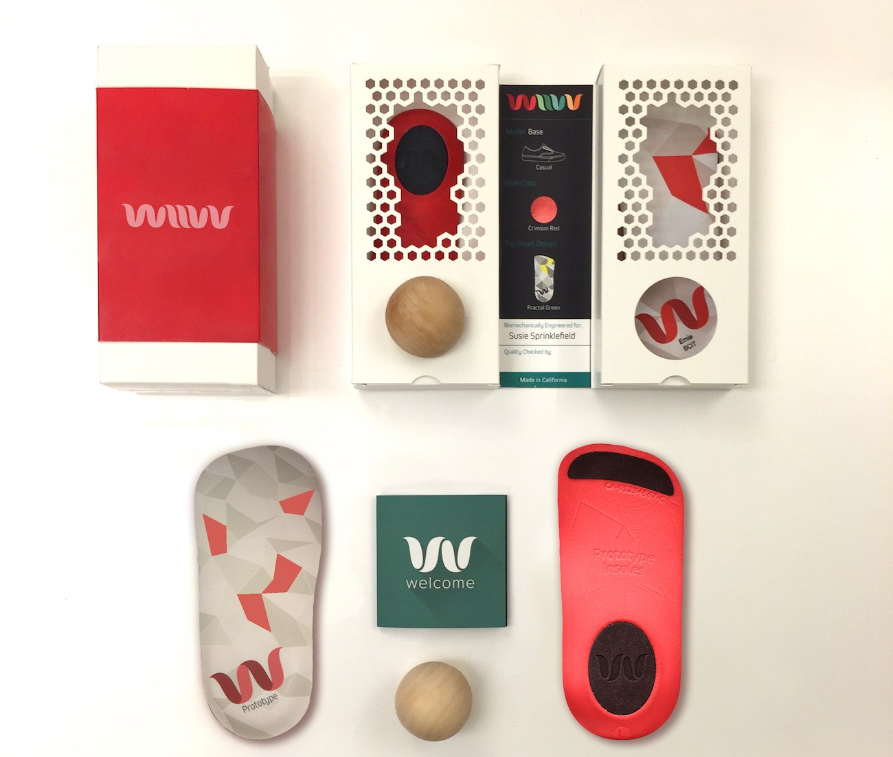 BASE by Wiivv – Custom, 3D Printed Insoles