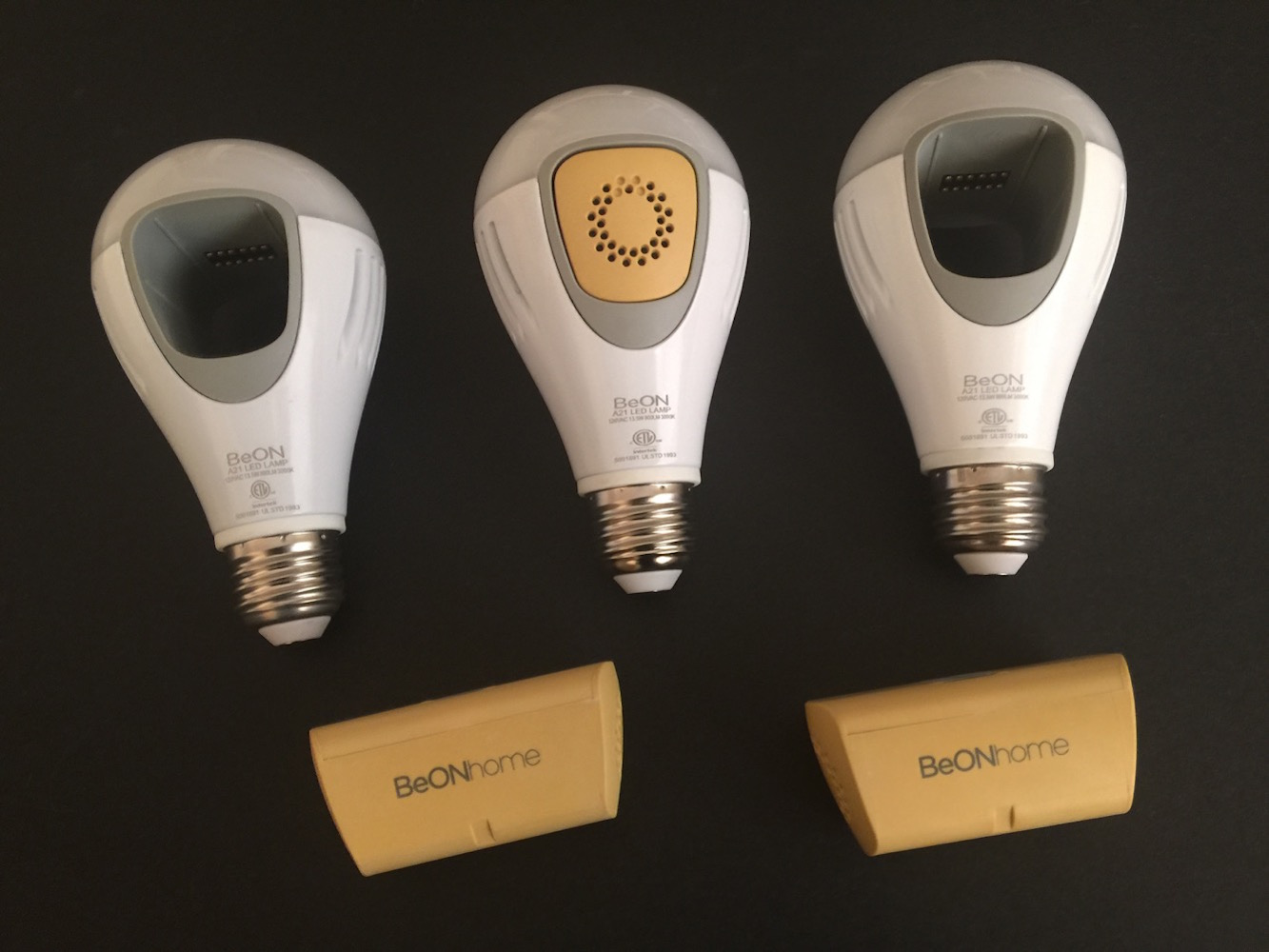 BeON Home Security Lighting For Your Smart Home