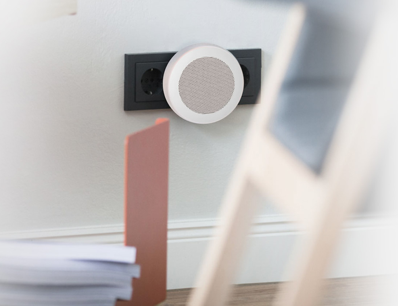 Beeb – The Smart Air Quality Monitor