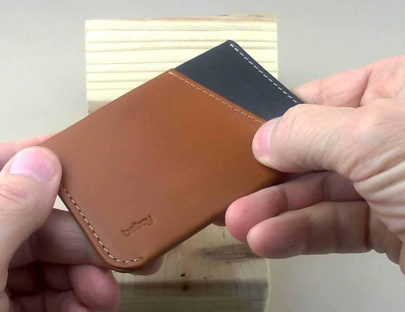 Bellroy Micro Sleeve Minimalist Wallet
